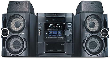 Sony Mhc Rg60 Compact System Silver Grey Elektronik