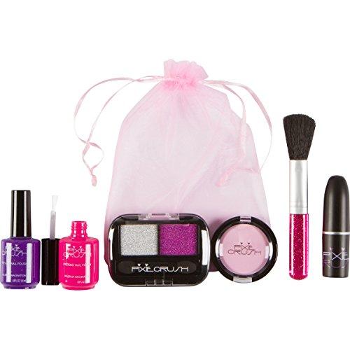PixieCrush Pretend Makeup Play Set For Children Single or Pa
