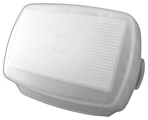 Zeikos ZE-HD900 Hard Flash diffuser for Nikon SB900 flash (White)