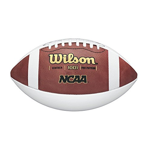 Wilson NCAA Autograph Football, Brown