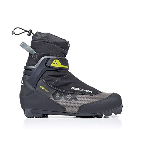 Fischer Offtrack 3 Cross Country Ski Boot - 43 - Black