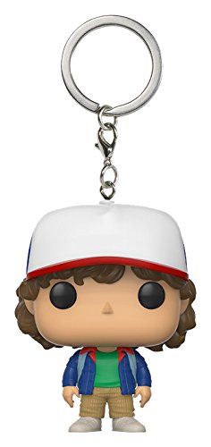 Stranger Things Llavero de Vinilo Dustin, Multicolor (Funko 14229)