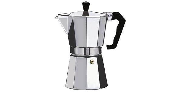 Amazon.com: Olla de aluminio para café, tamaño de 3 tazas ...
