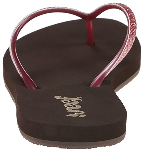Sandal Reef Berry Women's Brown Stargazer Sassy trrwXq