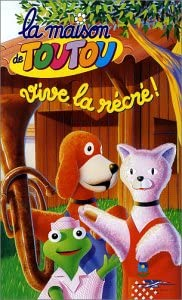 La Maison de Toutou - Vol.10 [VHS]: Croses, Georges: Amazon.fr