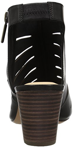 Clarks Donna Deloria Ivy Pump In Pelle Nera