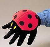 Ladybug Puppet