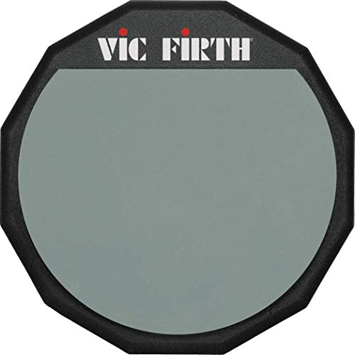 "Vic Firth 6"" Single Sided Practice Pad (PAD6)"