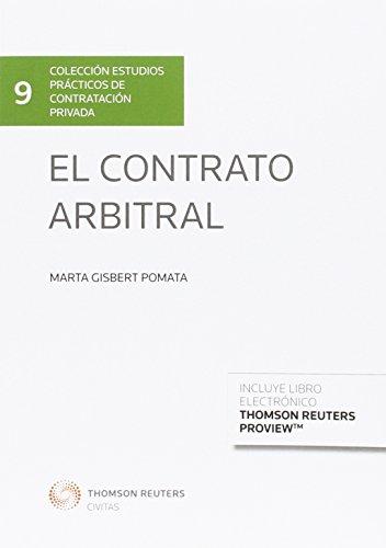 Descargar Libro Contrato Arbitral,el Marta Gisbert Pomata