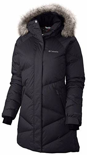 columbia lady d down jacket - 9