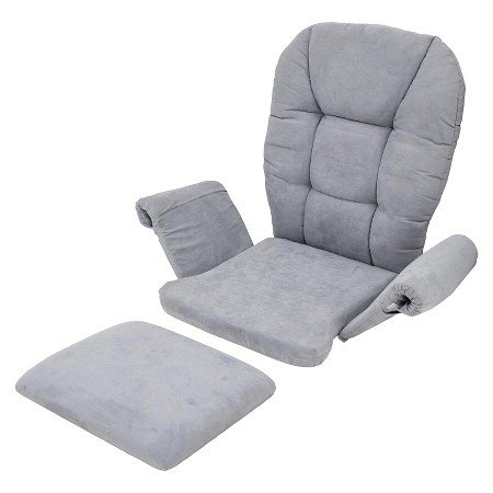 Shermag Universal Cushion Set Gray