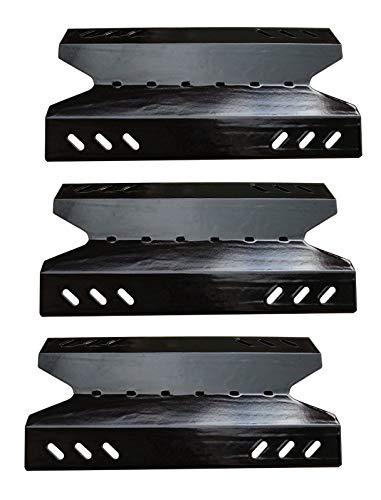 Hongso Porcelain Steel Heat Shield for Outdoor Gourment BQ05046-6, BQ05046-6A, BQ06042-1, BQ06043-1, BQ05037-2,Q05046-6, BQ05046-6A, BQ06042-1, BQ06043-1, B09SMG1-3F, BQ05037-2 (3-PACK) PPF431(3-pack) ()