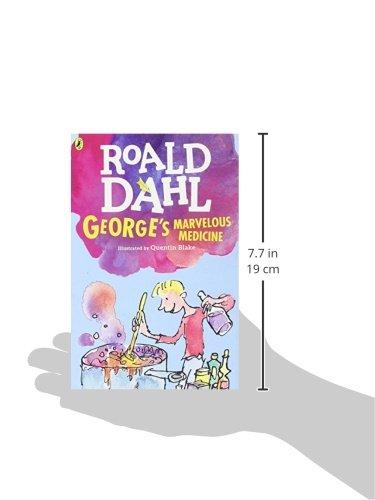 George's Marvelous Medicine: Roald Dahl, Quentin Blake ...