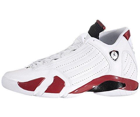 Jordan-Air-Jordan-14-WhiteVarsity-RedBlack