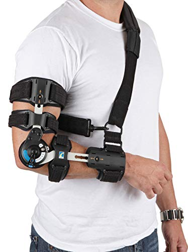 (Ossur Innovator X Post-Op Elbow - Adjustable and Universal (Right))