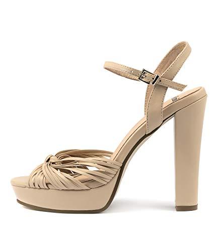 Heels Sandals Shoes MANNIEST Leather MOLLINI Skin High Womens fwIF4q7