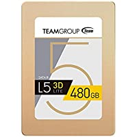 Deals on Team Group L5 LITE 2.5in 480GB SATA III 3D NAND Internal SSD
