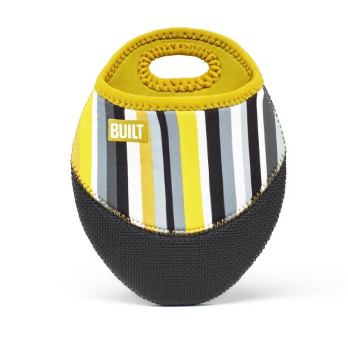 Designer Neoprene Holder Harvest Stripe