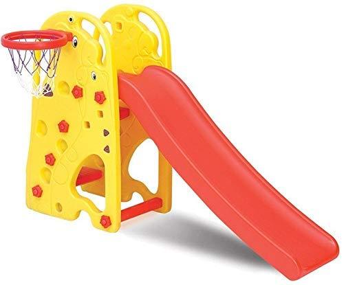 Kiddly Garden Toy Slides for Kids Slide for Kids 3 to 5 10 Years Slider at & School (2 in 1 Giraffe)