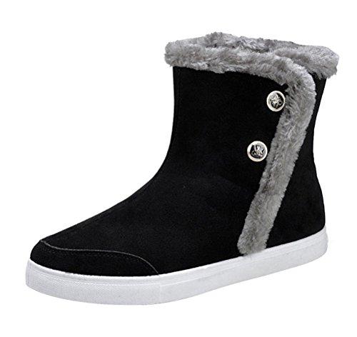 tmates-mens-round-toe-slip-on-rivets-round-toe-flat-snow-boots-warm-short-shoes-6-bmusblack