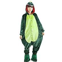 Tricandide Adult Halloween Costume Cosplay Homewear Lounge Wear