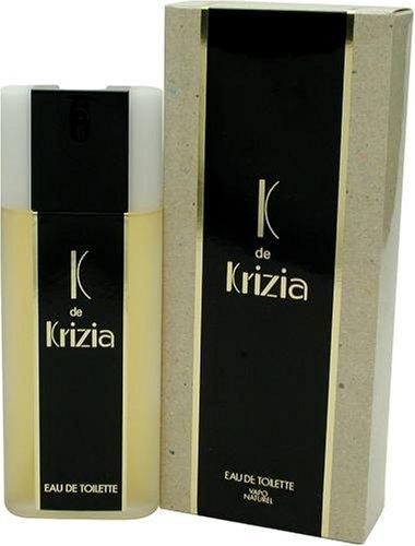 K De Krizia By Krizia For Women. Eau De Toilette Spray 3.4 Ounces