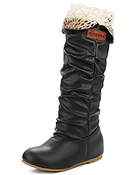 xzz/de Zapatos moda de mujer otoño/invierno /de moda Zapatos botas/punta 633900