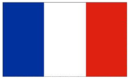 8ft x 5ft france french flag amazon co uk kitchen home