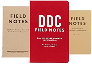 product image for Field Notes 10th Anniversary 32 Page Memo Books 3-Pack (3.5x5.5-Inch)