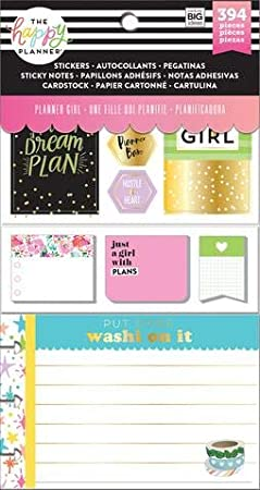 Planner Babe Happy Planner Accessory Book