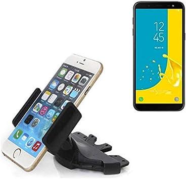 Ranura de CD Smartphone Soporte para Samsung Galaxy J6 (2018 ...