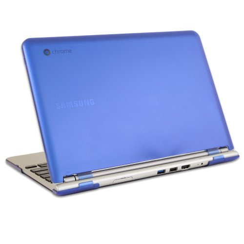 mCover iPearl mCover Hard Shell Case (mCover-Samsung-Chromebook-11.6-BLUE)