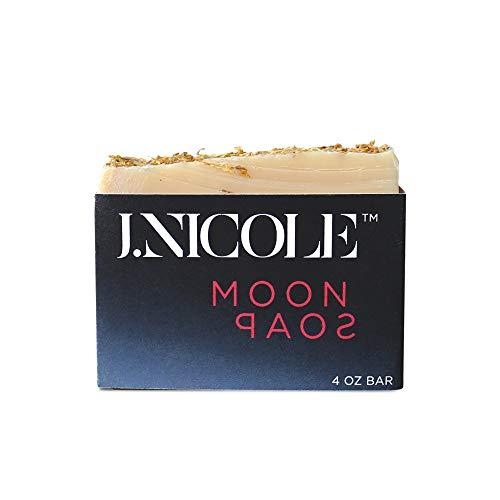 Moon Soap Facial Cleanser, 4 Ounce Bar