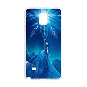 LOVE-Store Frozen magical girl Cell Phone Case for Samsung Galaxy Note4