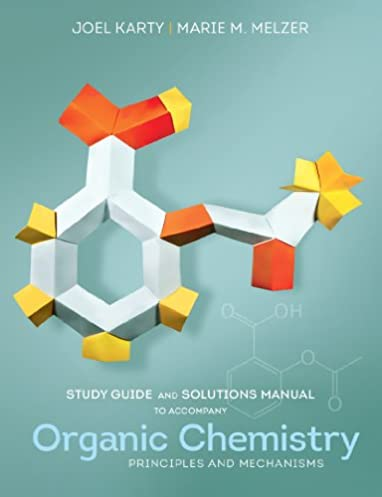 amazon com study guide and solutions manual for organic chemistry rh amazon com Organic Chemistry Study Guide Intro Organic Chemistry Functional Groups