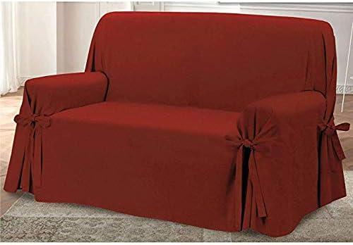 HomeLife - Cubre sofá de 2 plazas - Elegante Protector de ...