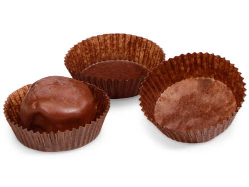 """13000Pack Per unit - Large Chocolate Candy Cups1-3/4x5/8"""""""