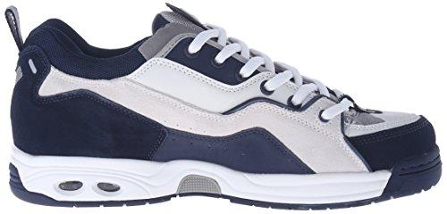 Globe Männer CT-IV Classic Skateboard Schuh Weiß Blau
