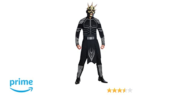 Star Wars Clone Wars Adult Savage Opress Costume And Mask, Black, X-Large