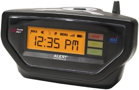 Radio de Mesa para climas en la Parte Superior, Color Negro ...