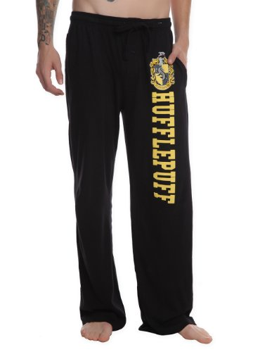 Harry Potter Hufflepuff Guys Pajama Pants (L)