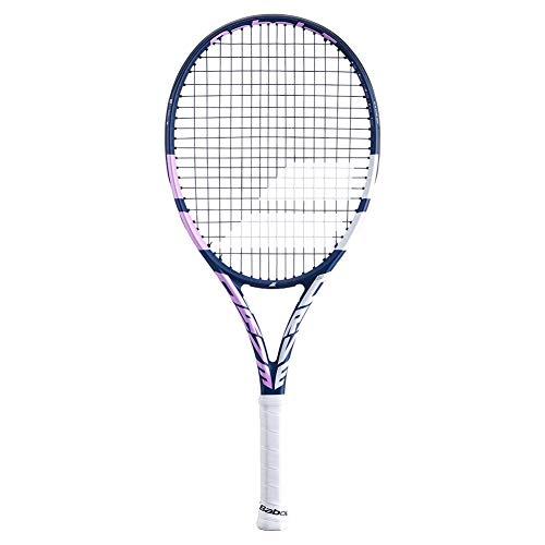 Babolat Pure Drive 2021 Junior 26 Inch Tennis Racquet (Blue/Pink)