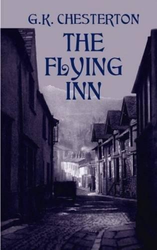book cover of The Flying Inn