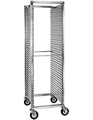 Corrugated Sidewall Utility Rack Holds 39 18 X 26 Pans