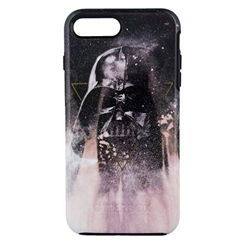 Turbo Delivery LLC -SW Yoda Darth Vader Han Solo Luke Skywalker Chewbacca Stormtrooper-Hard Rubber Phone for Apple iPhone 8 Plus (5.5 inch). Made and Shipped from The USA