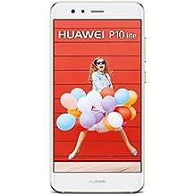 Huawei P10 Lite Dual-SIM 32GB Factory Unlocked 4G Smartphone (Pearl White) - International Version