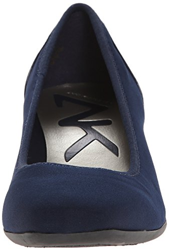 Klein medio Zapatos Mujer Wisher Sport Plataformas Azul Anne EU Nuevo 38 d416wCnx