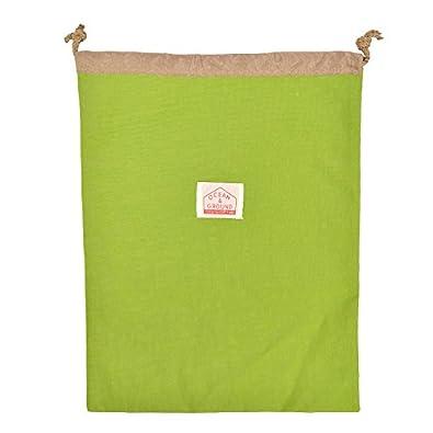 オーシャンアンドグラウンド)Ocean&Ground 巾着袋 1715917 Lサイズ 袋 バッグ 巾着 おしゃれ かっこいい