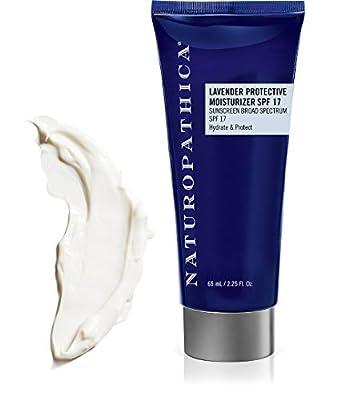 Naturopathica Lavender Protective Moisturizer SPF 17 2.25 Oz.
