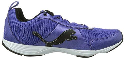 Puma Violett Blue Damen Iris 04 Flex Ombre Wns Hallenschuhe Blue aruba 6Rr6X